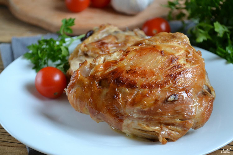 Пошаговый рецепт с фото куриных бедрышек